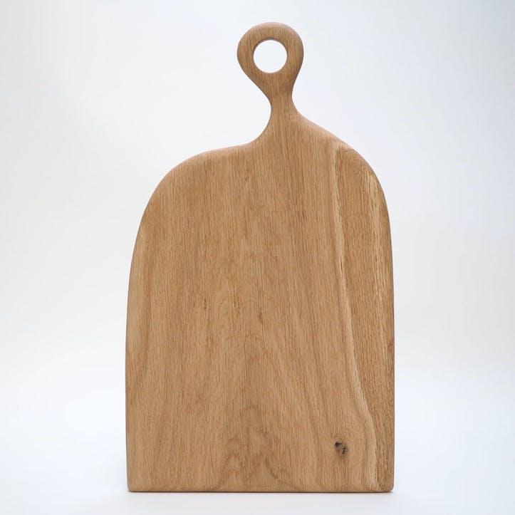 Wide Oak Chopping Board