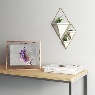 """Prisma Frame, 8"""" x 10"""", Copper"""