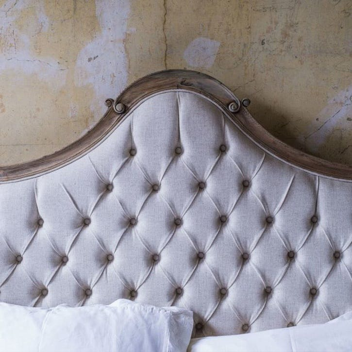 Delphine Bed, King