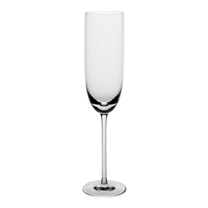 Annie Champagne Flute, Set Of Two