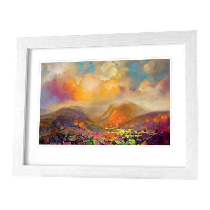 Scott Naismith Nevis Framed Print, 71 x 91cm