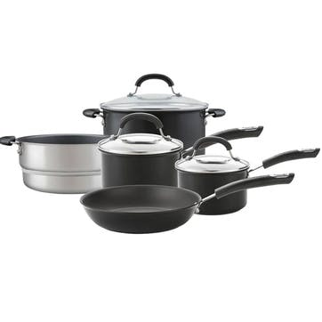 Circulon, Non Stick Pans, Set of 5