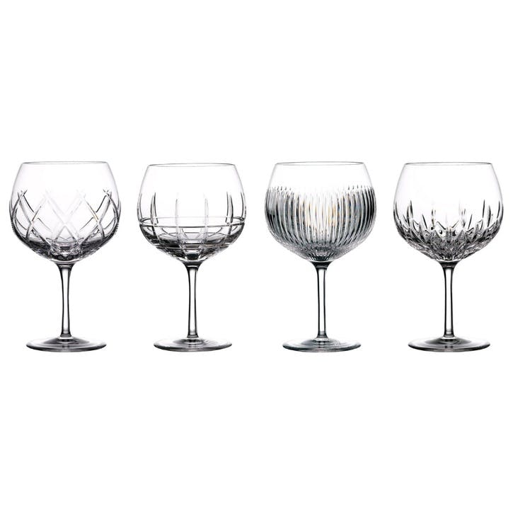 Gin Balloon Glass, Set of 4