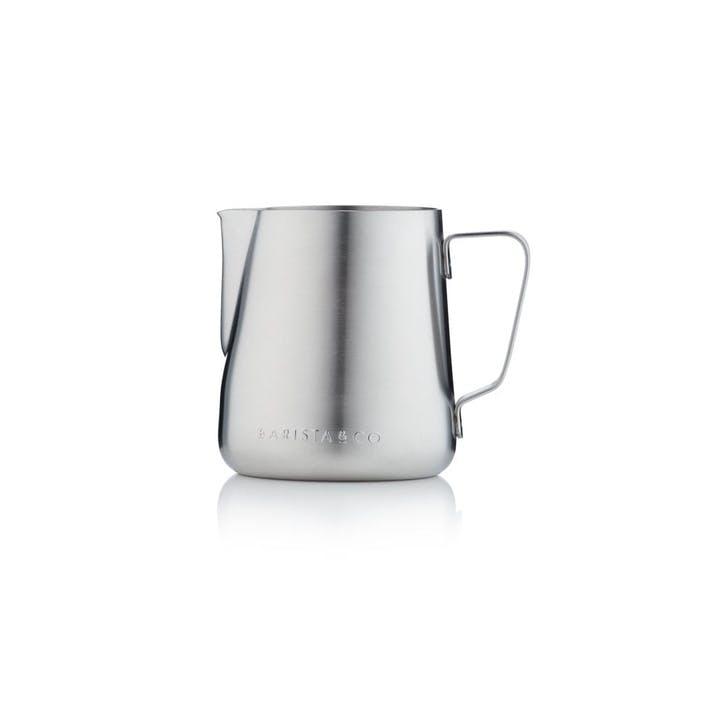 Milk Jug, Steel