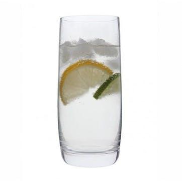 Drink Highball Glasses, Set of 6