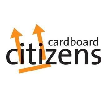 A Donation Towards Cardboard Citizens