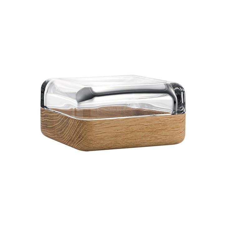 Vitriini Trinket Box, Oak and Glass
