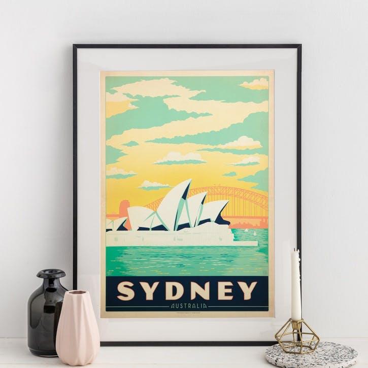 Sydney Australia Print