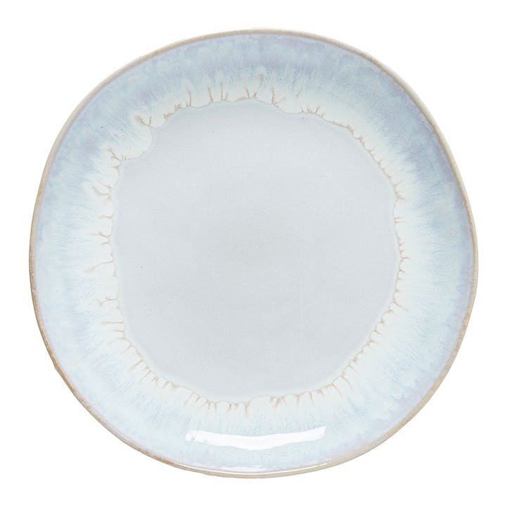 Brisa Salt Dinner Plate Set of 6 28cm