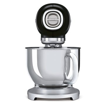 50's Style Stand Mixer, Black