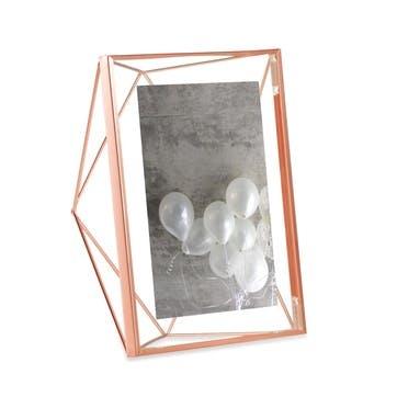 """Prisma Frame, 5"""" x 7"""", Copper"""