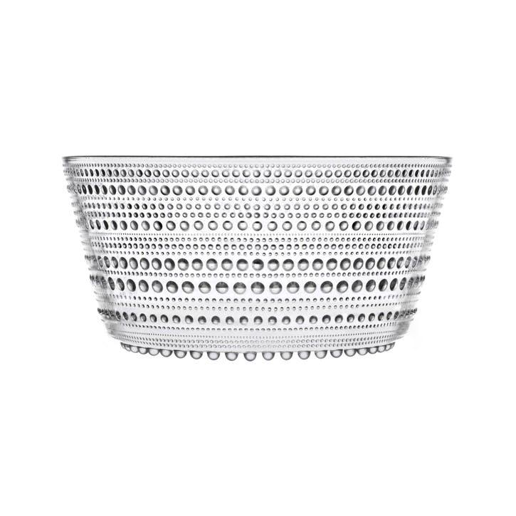 Kastehelmi Snack Bowl, Set of 2, Clear