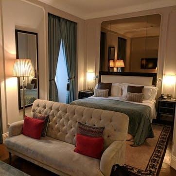 Hotel Room Upgrade £100