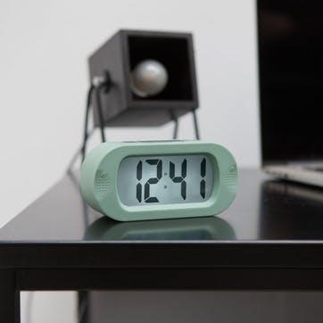 Gummy Alarm Clock, Green