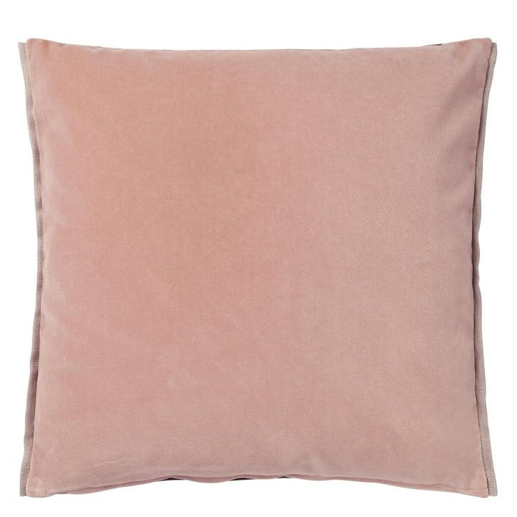 Varese Cameo Velvet Cushion