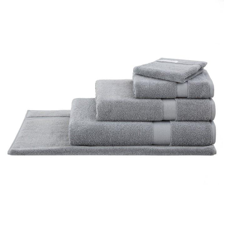 Eden Organic Cotton Blue Shadow Hand Towel