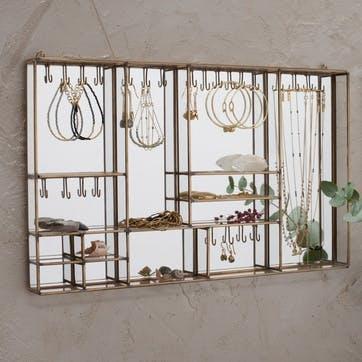 Bequai Wall Hung Jewellery Box - Large