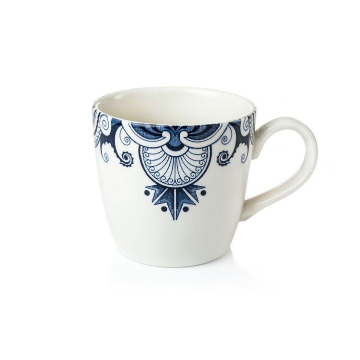 Ink Blue Palisade Osbourne Mug