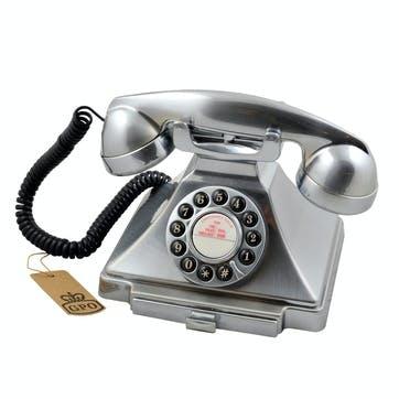 Carrington Telephone; Chrome