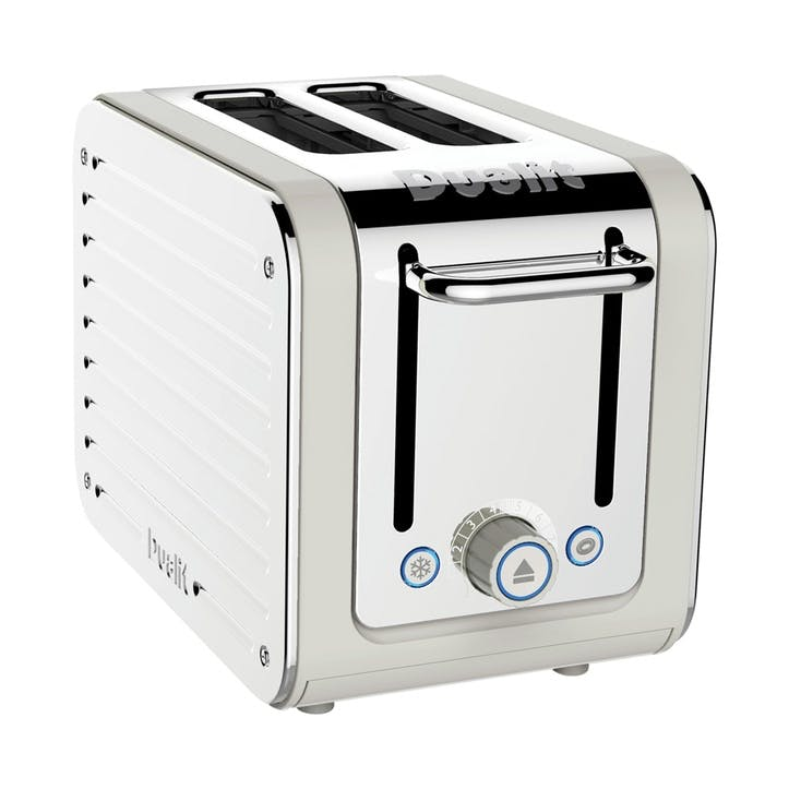 Architect Toaster, 2 Slot; Canvas White