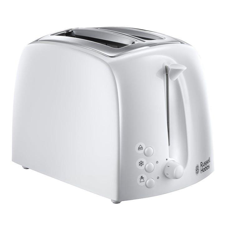 Textures Toaster 2 Slot; White