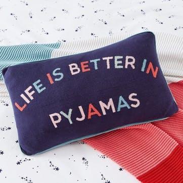Life's Better Cushion