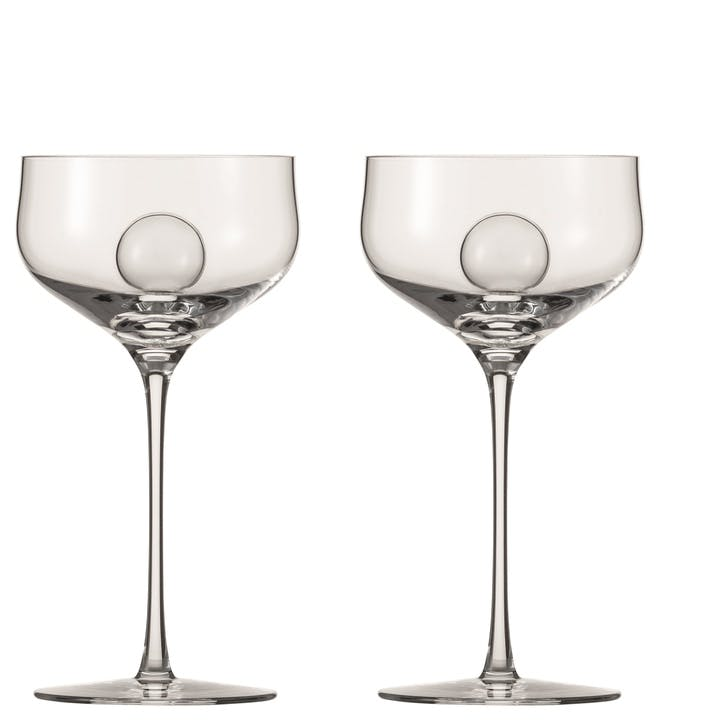 Air Sense Dessert Wine Glass, Set of 2
