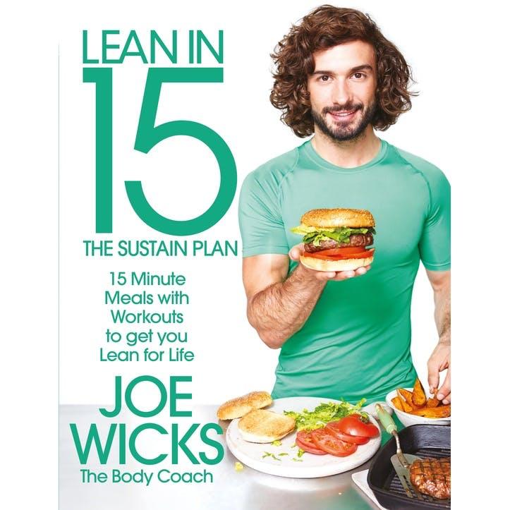 Joe Wicks: Lean in 15, The Sustain Plan