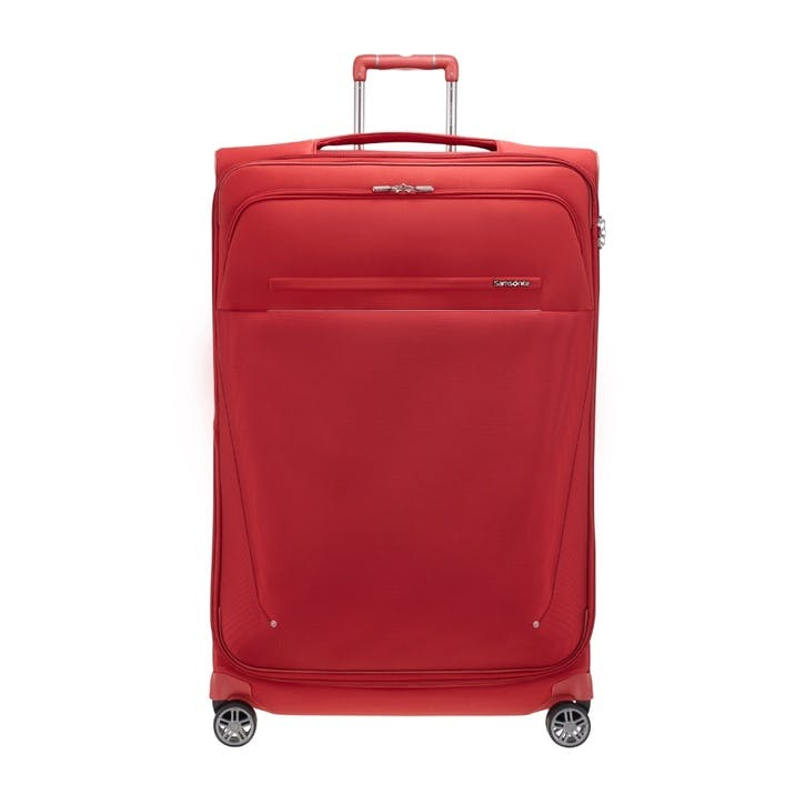 B-Lite Icon Spinner Expandable Suitcase, 83cm, Red