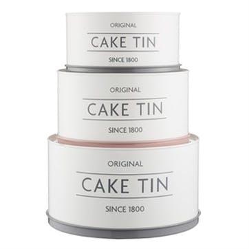 Innovative Kitchen Set of 3 Cake Tins