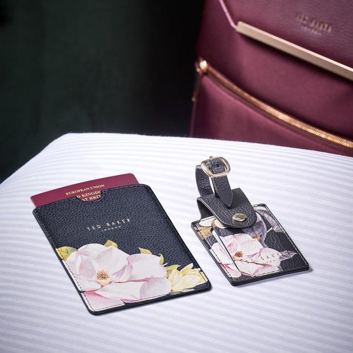 Cirque Du Ted Passport Holder & Luggage Tag Travel Set