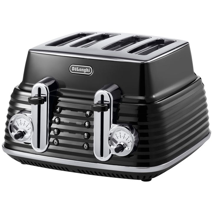 Scultura Toaster; Black