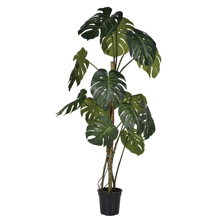 Artificial Monstera Tree