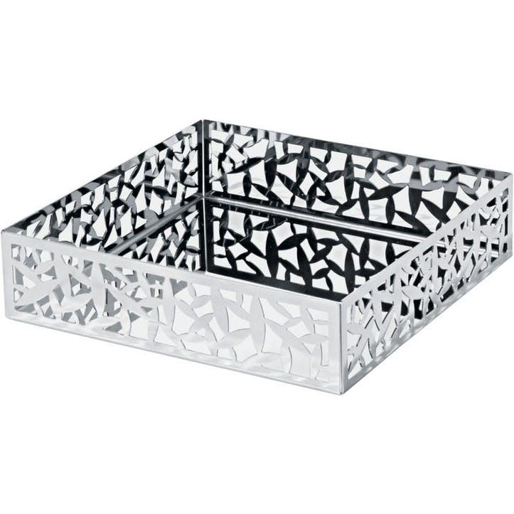 Cactus Flat Paper Napkin Tray