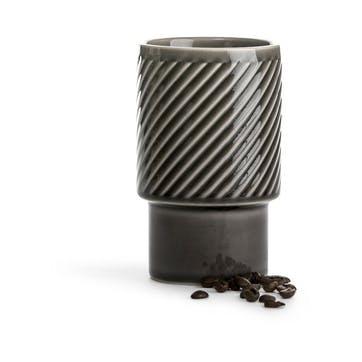 Coffee & More, Latte Mug, 400ml, Grey
