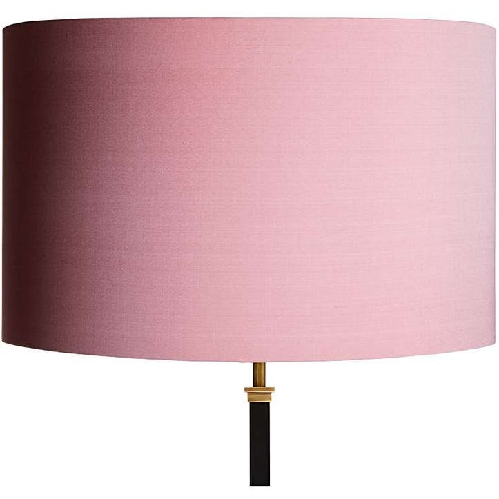 Drum Lampshade; 45cm; Antique Rose