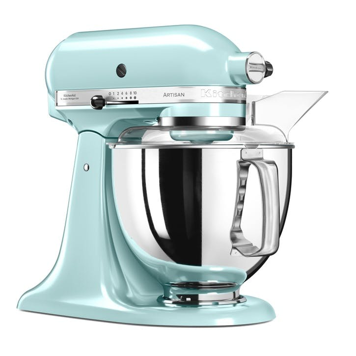 Artisan Stand Mixer with FREE Glass Mixing Bowl, 4.8L, Ice Blue