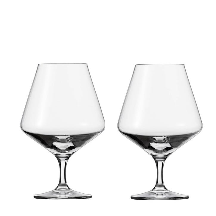 Pure Brandy Glasses, Set of 6