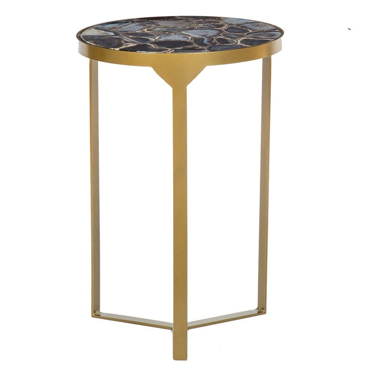 Ida Side Table, Oyster