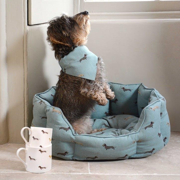 'Dachshund' Pet Bed - Small