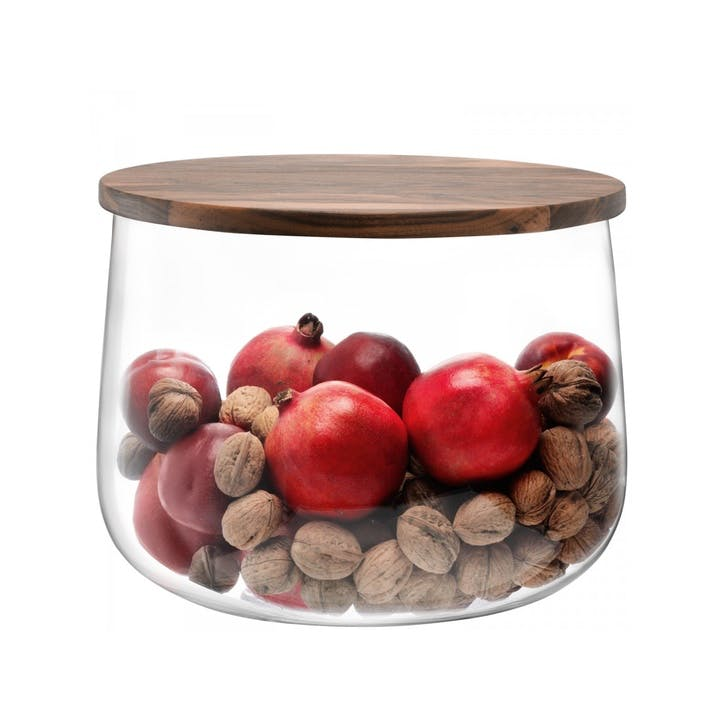 LSA City Bowl & Walnut Lid, Large
