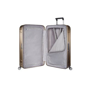 Neopulse Spinner Suitcase, 81cm, Metallic Sand