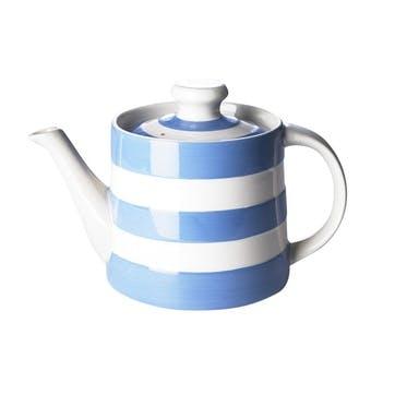 Classic Teapot, 24oz/67cl, Blue