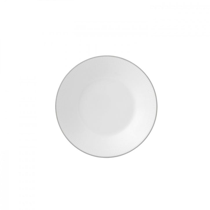 Blanc Sur Blanc Tea Saucer