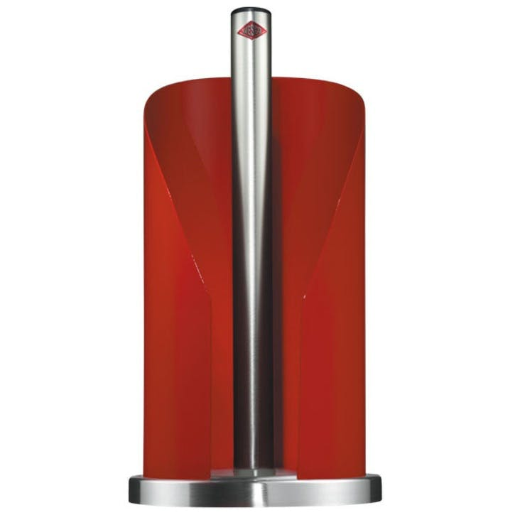 Kitchen Roll Holder, Red
