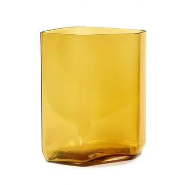Silex, Medium Vase, Yellow