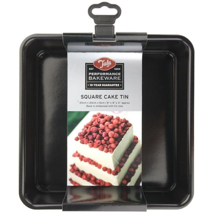 Performance 20cm Square Cake Tin
