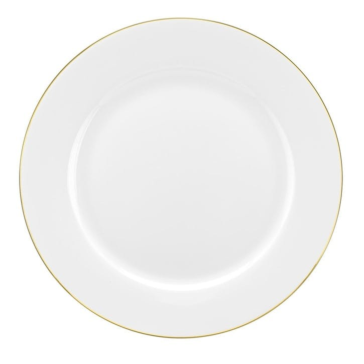 Serendipity Side Plate, Set of 4; Gold