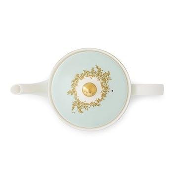 Orchard, Teapot, Duck Egg