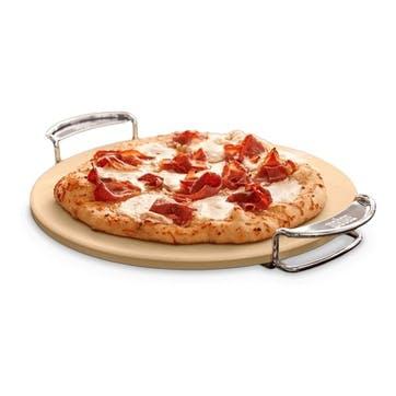 Gourmet BBQ Pizza Stone